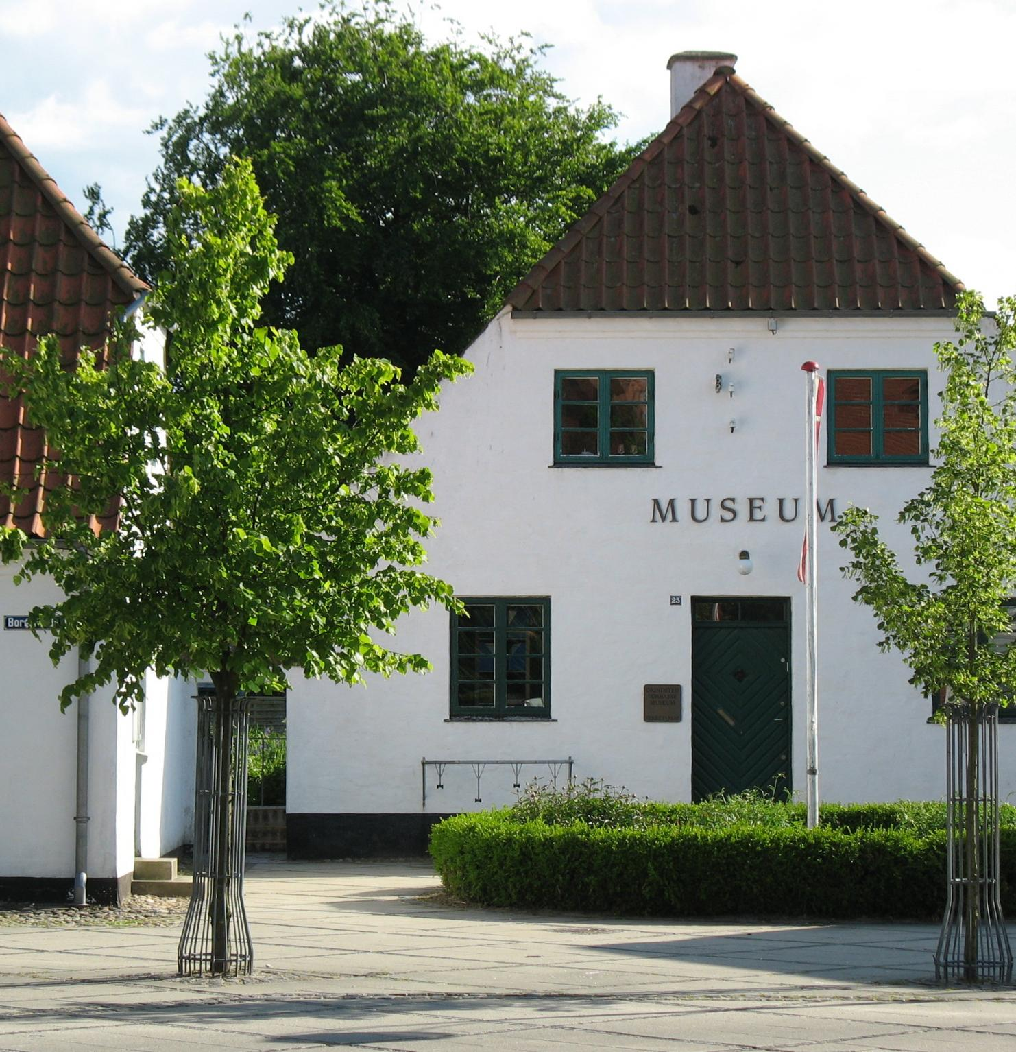 Grindsted Museum. Foto: Wikimedia Commons
